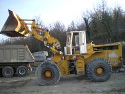 Benati 25 S loader - Lot 6 (Auction 2762)