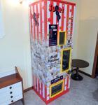 Macchina distributore Popcorn Super Popcorn - Lotto 1 (Asta 2765)