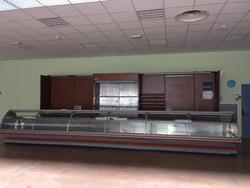 Gastronomy counter De Rigo and Glass Door Beverage Refrigerator - Auction 2766