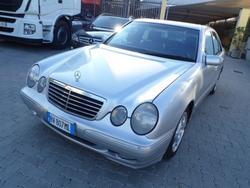 Mercedes E car - Lot 8 (Auction 2769)