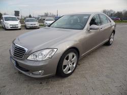 Mercedes S car - Lot 9 (Auction 2769)
