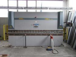 Imal bending press and fixtures realization equipment - Lot 1 (Auction 2774)