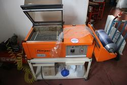 Mini Pack packaging machine and compressor - Lot 3 (Auction 2777)
