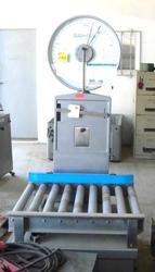 Italiana Macchine Scales with roller conveyor - Lot 3 (Auction 2781)