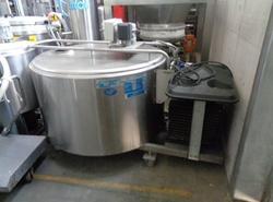 Refrigeratore raffreddatore per latte Serap - Lotto 46 (Asta 2781)