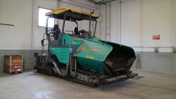 Vogele Super 1600 2 track asphalt paver - Lot 1 (Auction 2782)