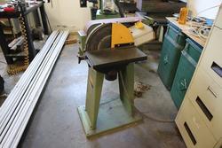 Marpol belt sander - Lot 3 (Auction 2783)