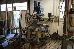 Phoebus Vertical  Milling Machine - Lot 7 (Auction 2783)