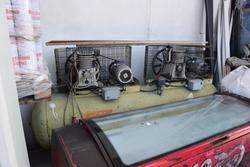 Cmc compressor and cabinets - Lot 22 (Auction 2786)
