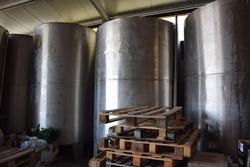 Coop  Metalmeccanica Carfagna steel silos - Lot 6 (Auction 2786)