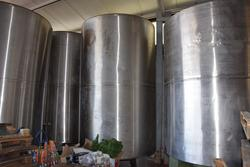 Frigojollinox steel silos - Lot 7 (Auction 2786)