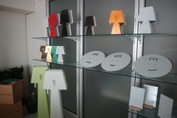 Componenti per realizzazione di lampade - Lotto 11 (Asta 2798)