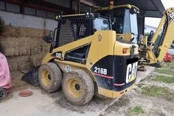 Cat skid steer loaders - Lot 14 (Auction 2799)