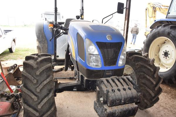 Immagine n. 4 - 15#2799 Trattore New Holland 40-20