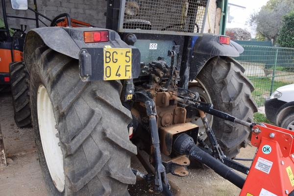 Immagine n. 8 - 15#2799 Trattore New Holland 40-20