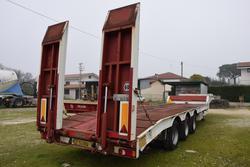 FGM CAR semi trailer - Lot 4 (Auction 2799)
