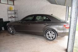 Mercedes E 350 car - Lot 7 (Auction 2799)