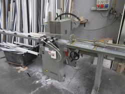 Emmegi cutting machine - Lot 16 (Auction 2800)