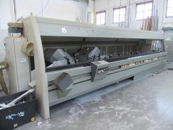 Emmegi cutting machine - Lot 18 (Auction 2800)