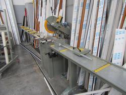 Emmegi cutting machine - Lot 8 (Auction 2800)