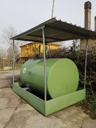Serbatoio Diesel Ama - Lotto 8 (Asta 2802)