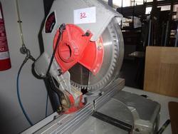 OMGA circular saw - Lot 1032 (Auction 2803)