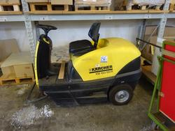 Karcher sweeper - Lot 1086 (Auction 2803)