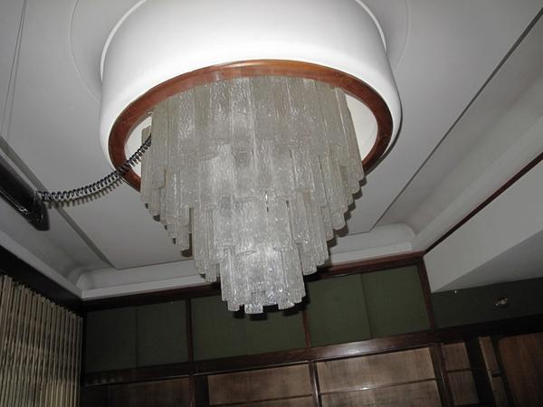 Lotto lampadari e appliques in vetro di murano
