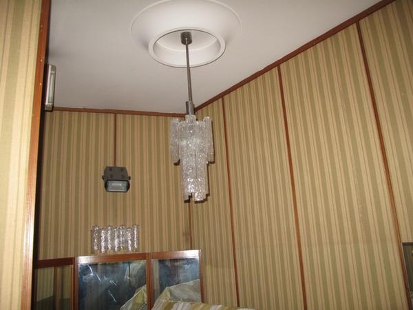 1#2805 lampadari e appliques in vetro di murano trapani sicilia