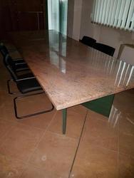 Tavolo in pietra Ramella - Lotto 25 (Asta 2808)