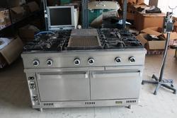 Cucina industriale Emmepi Grandi Cucine - Lotto 4 (Asta 2810)