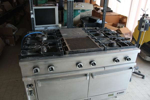 4#2810 Cucina industriale Emmepi Grandi Cucine - Arezzo - Toscana ...