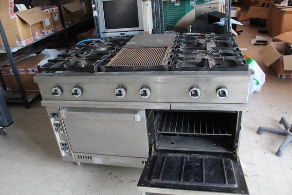 4#2810 cucina industriale emmepi grandi cucine arezzo toscana