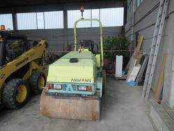 Rullo compressore Ammann - Lotto 1 (Asta 2811)
