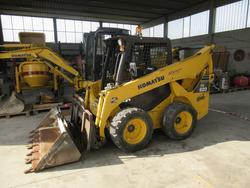Bobcat Komatsu SK820 - Lot 2 (Auction 2811)