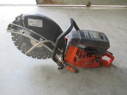 Chainsaw with cart - Lot 5 (Auction 2811)