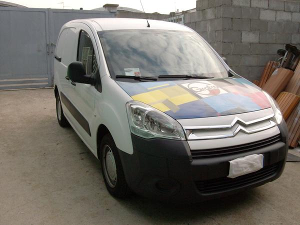 10#2812 Furgone Citroen Berlingo