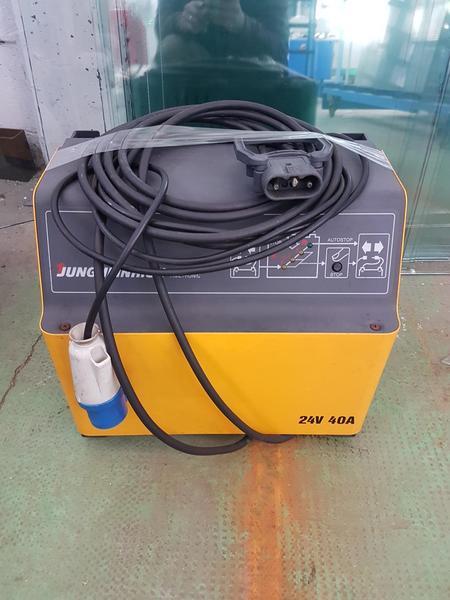 Immagine n. 5 - 2#2812 Transpallet elettrico  Jungheinrich