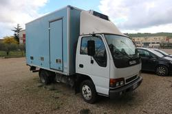 Isuzu isothermal van - Lot 1 (Auction 2817)