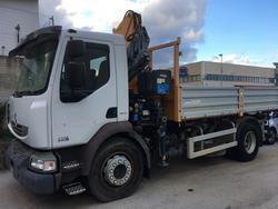 Renault Trcks Midlum truck - Lot 1 (Auction 2818)
