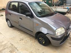 Hyundai MXI Atos Prime car - Lot 3 (Auction 2818)