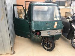 Motocarro Ape Piaggio - Lotto 4 (Asta 2818)