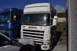 Scania tractor for semi trailer - Lot 5 (Auction 2820)
