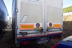 Pezzaioli Rimorchi Srl semi trailer - Lot 8 (Auction 2820)