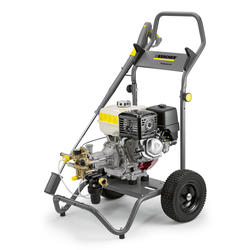 Karcher HD 9 23 G petrol powered cold water pressure washer - Lot 138 (Auction 2821)