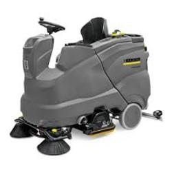 Lavasciuga uomo a bordo Karcher B150R - Lotto 21 (Asta 2821)