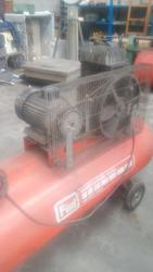 Wheeled compressor - Lot 17 (Auction 2822)
