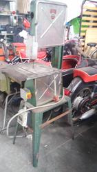 Small band saw - Lot 24 (Auction 2822)