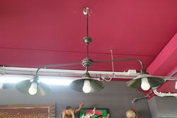 Ceiling lights in wrought iron - Lot 37 (Auction 2823)