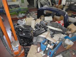 Volkswagen and Audi spare parts - Lot  (Auction 2830)